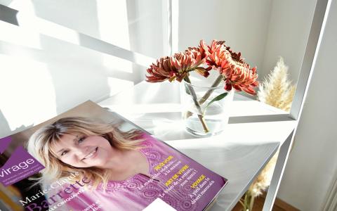 Authenticité, bien-être et passion... un magazine pour les 50+