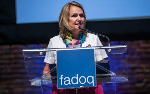 Gisèle Tassé-Goodman devient présidente du Réseau FADOQ