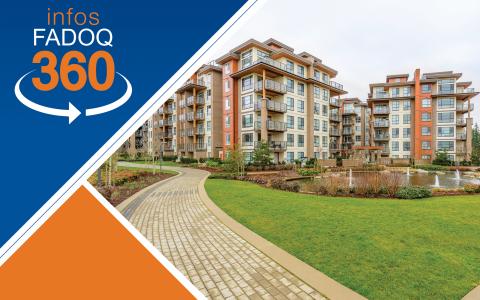 Infos FADOQ 360 : Les résidences privées pour aînés