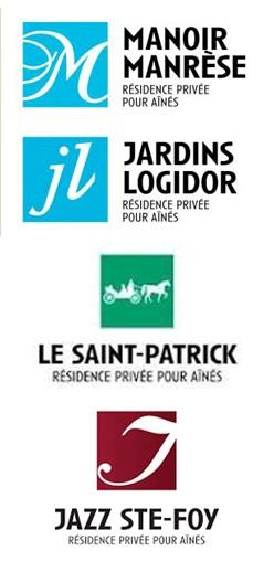 Jardins Logidor, Jazz Ste-Foy, Le Saint-Patrick et Manoir Manrèse