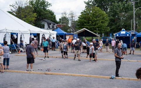 Un festival de pétanque couronné de succès