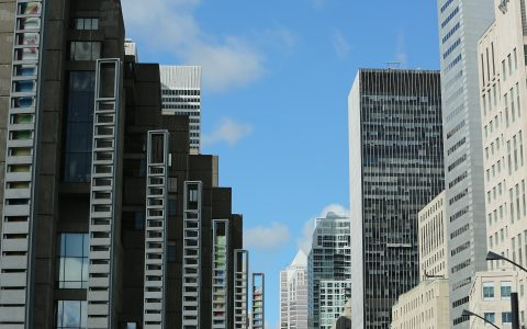 Visite à pied extérieure - Montréal, capitale financière