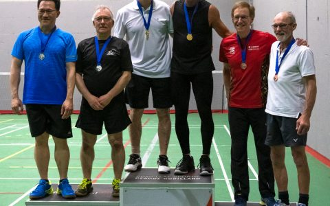 ANNULÉ - Jeux FADOQ – île de Montréal | Badminton