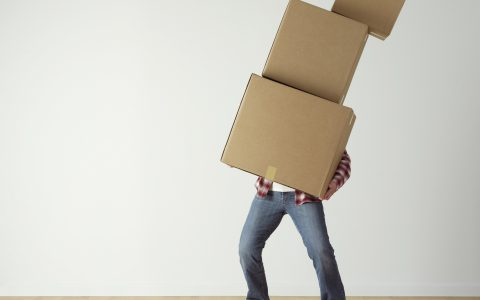 Nous déménageons!
