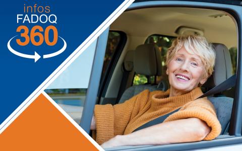 Infos FADOQ 360 : Le permis de conduire