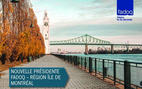 Le Montréal FADOQ - Automne 2019