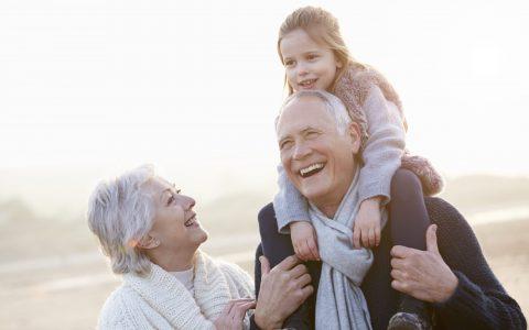 Le dimanche 13 septembre, célébrons la Journée des grands-parents!
