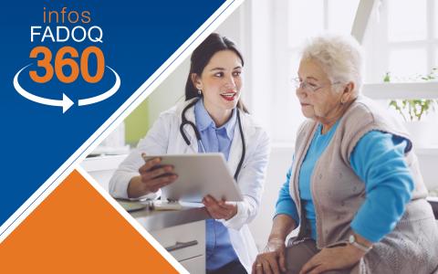 Infos FADOQ 360 : Les médecins de famille