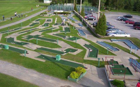 Tournoi de mini-golf
