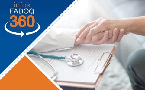 Infos FADOQ 360 : vos questions sur les soins de fin de vie