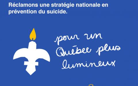 Le Réseau FADOQ demande une stratégie nationale en prévention du suicide