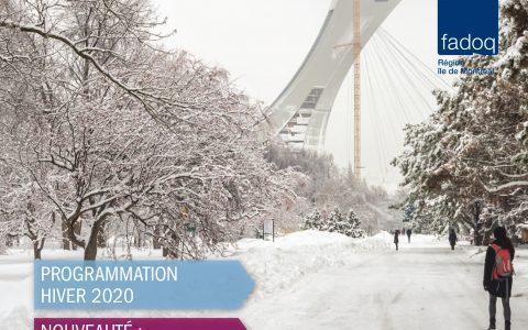 Le Montréal FADOQ - Hiver 2020