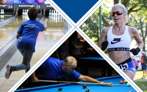 Participation record aux Jeux FADOQ 2019