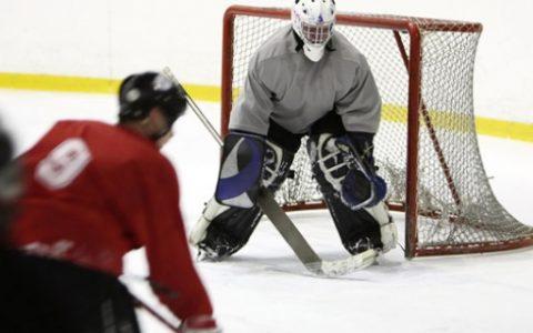 Tournoi de hockey des Jeux d'hiver 50 + !