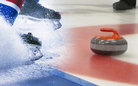 Populaires, les sports de glace!