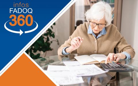 Infos FADOQ 360 : vos questions sur les régimes complémentaires de retraite