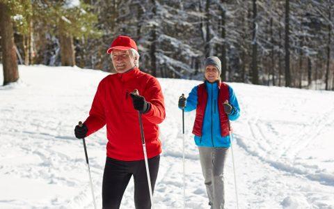 Vive les randonnées d'hiver!