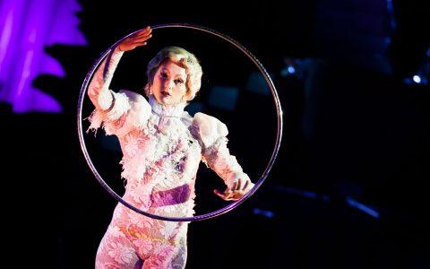 Spectacle du Cirque du soleil - COMPLET