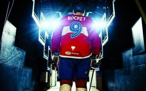 La promotion se poursuit avec le Rocket de Laval