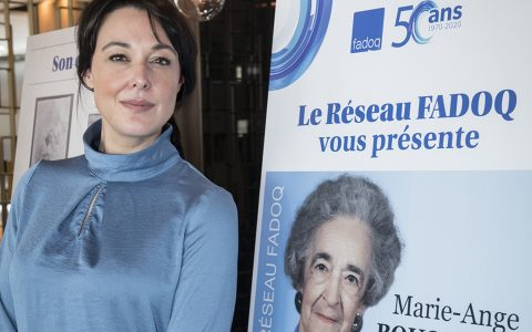 Réseau FADOQ honours its founder with an exhibition