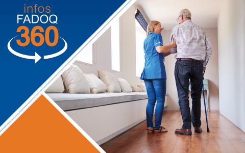 Infos FADOQ 360 : Les ressources intermédiaires et de type familial