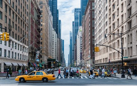 Longue fin de semaine à New York