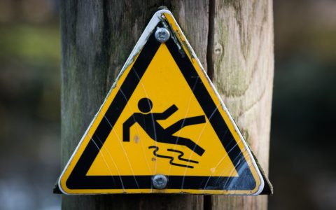 5 tips on avoiding falls in winter