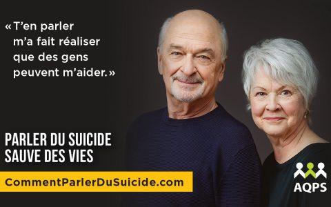 Semaine nationale de prévention du suicide : il faut se parler