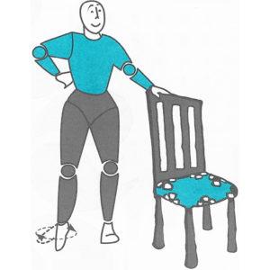 Exercice pour chevilles