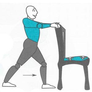 Exercice pour mollets