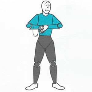 Exercice pour poignets