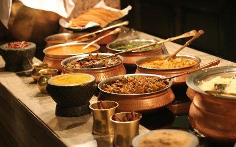 Atelier de cuisine: l'Inde
