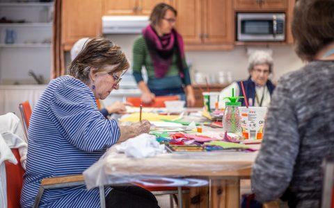 Dynamisons les milieux de vie avec les aînés