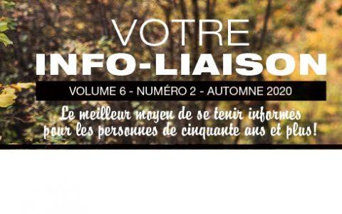 Votre Info-liaison * FADOQ - Région Lanaudière