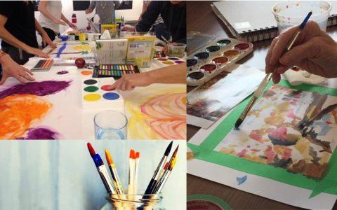 Programmation automne: cours d'arts