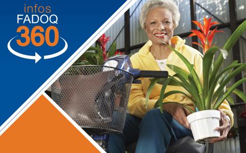 Infos FADOQ 360 : Les aides à la mobilité