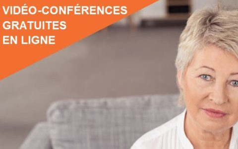 Conférences FADOQ-RLS en mode virtuel