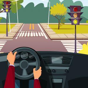 Quiz: La signalisation routière 1 – Les panneaux en lien avec la conduite hivernale