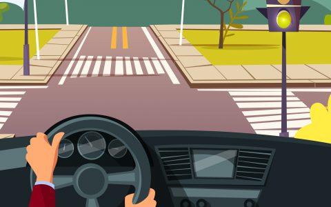 La signalisation routière 1 - Les panneaux en lien avec la conduite hivernale