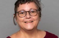 Dominique Lamy, réceptionniste et service aux membres
