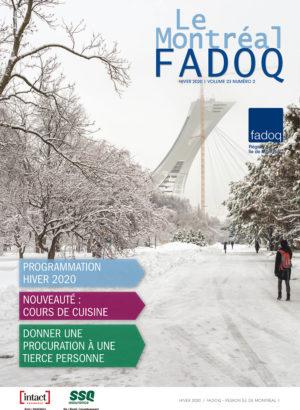 Le Montréal FADOQ Hiver 2021
