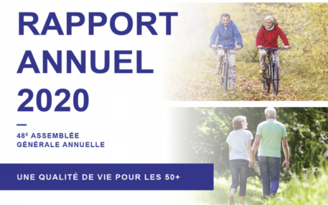 Rapport annuel 2020 - Laurentides