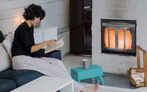 Heating with wood: safety tips