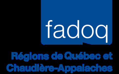 Vidéo des Fêtes de l'équipe FADOQ - RQCA