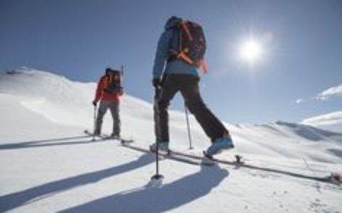 randonnée en ski de fond