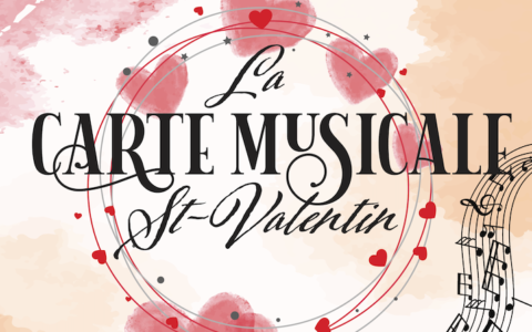 Spectacle de la Saint-Valentin