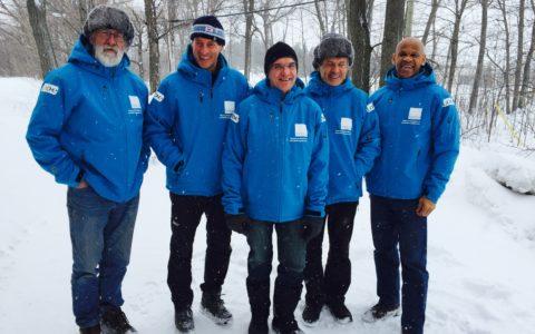 Les équipes FADOQ + au Pentathlon des neiges en mode virtuel!