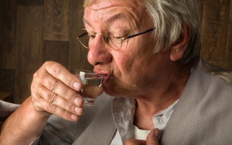 Les AA pour l'alcoolique plus âgé - Laurentides