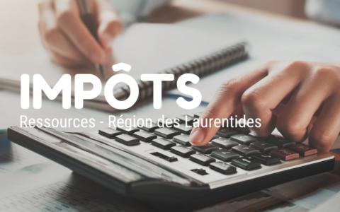 Cliniques d'impôts - Laurentides
