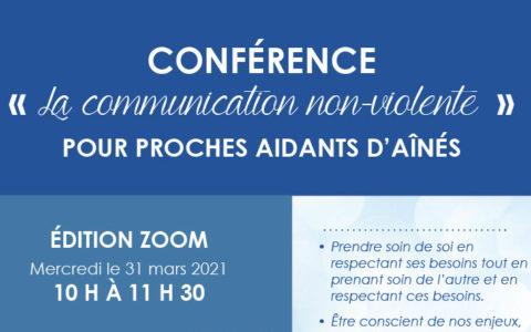 Conférence : La communication non-violente
